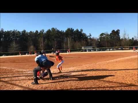 9U Youth Baseball Giants vs East Side Raiders Semi Final Game