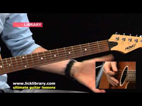 Heart Of Gold By Neil Young | Guitar Lesson With Michael Casswell Licklibrary