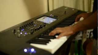 Dawasak pala nathi hene -  piano cover(Eastern version)