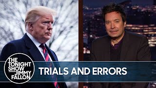Trump's Second Impeachment Trial Begins | The Tonight Show
