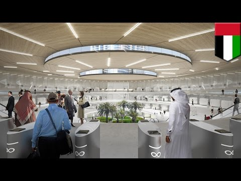 Hyperloop One to build first Hyperloop System in UAE - TomoNews