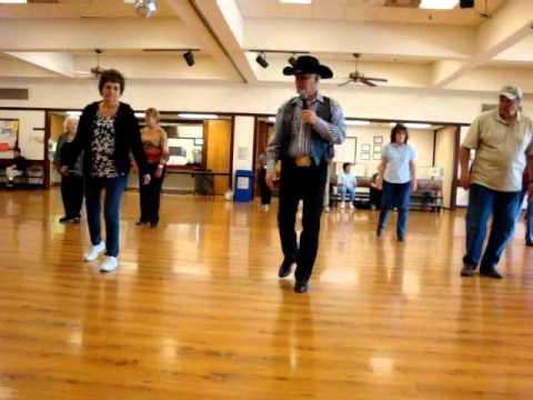 Electric Slide 2 ( Line Dance ) Walkthrough.wmv
