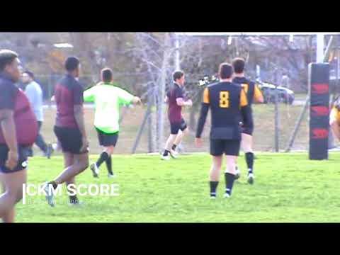 CKM B at Fresno v. Edison 2018 Rugby Season
