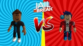 (Roblox JailBreak 1v1) Ft. J29h_Gamer98