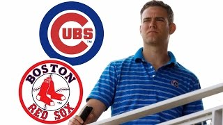 The story of 42-year-old Chicago Cubs president Theo Epstein