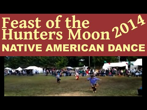 Feast of the Hunters Moon Native American Dance
