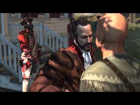 Assassin's Creed 3 – Trailer ufficiale sulla Storia di Connor [IT].