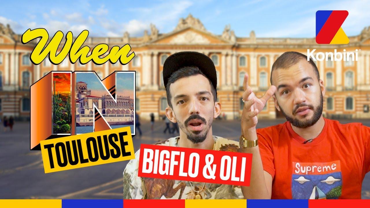 Download Bigflo et Oli : leurs endroits préférés à Toulouse, du Capitole à Chez Tonton l When In l Konbini