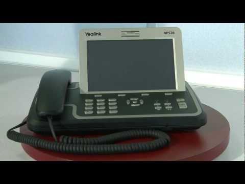 Yealink VP530 VoIP Videotelefoon