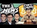 Crypto News w/ Chip: CZ Hacked Chico? Pompliano Kisses Booty. Neo+Binance?
