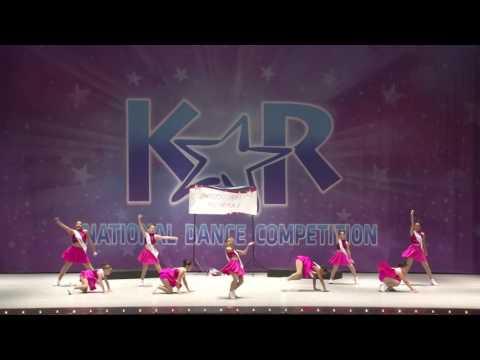 Little Miss Florida - 2016- KAR Regional Dance Competition - Hip Hop