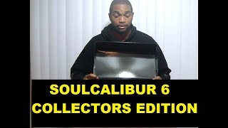 Soulcalibur 6 COLLECTORS EDITION UNBOXING!