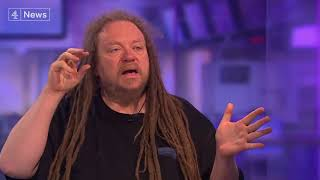 Jaron Lanier On Deleting Your Social Media Accounts