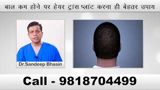 Hair Transplant at Care Well Medical Centre