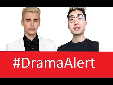 RiceGum vs Justin Bieber #DramaAlert Leafy Strike , Selena Gomez , Philip Defranco Giveaways