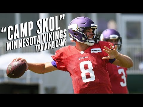 """ SKOL CAMP"" Minnesota Vikings Training Camp"