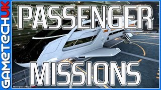 Making money with passenger missions elite dangerous