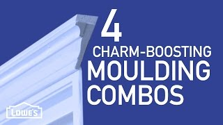 4 Charm-Boosting Moulding Build-ups | DIY Basics