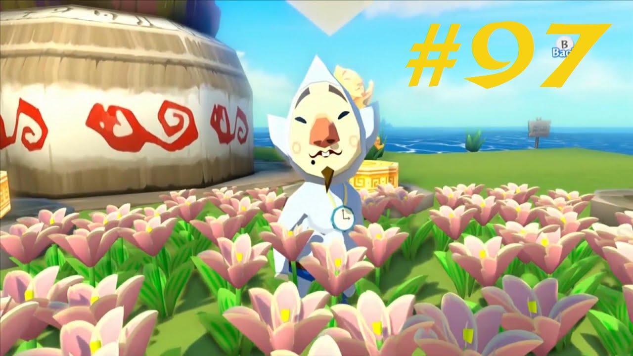Lets Play Zelda Wind Waker Hd Hero Mode 97 Knuckle Youtube