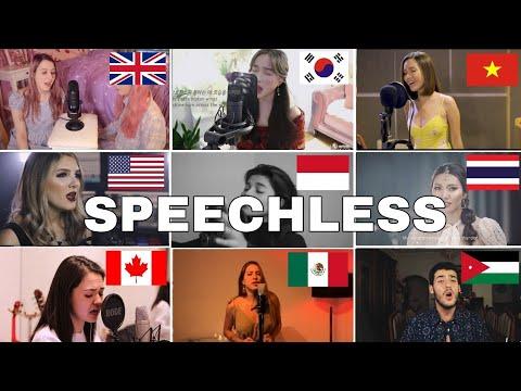 Who Sang It Better : Naomi Scott - Speechless(us,uk,canada,vietnam,mexico)