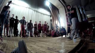 Yalta summer jam 2013 | Workshop  Midus (Style Elements Crew/Originality Stands Alone,USA)(2)