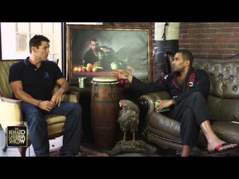 Renato Laranja Show:  Episode 5 with Frank Shamrock and Michael Bisping