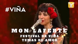 MON LAFERTE: AMOR COMPLETO/ GRANDES TEMAS DE AMOR FESTIVAL DE VIÑA DEL MAR 60 AÑOS #VIÑA