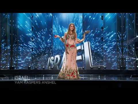 National Costume - Miss Universe Israel 2016