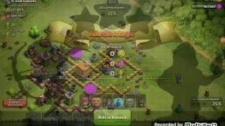 Clash of Clans Clan Krieg Angriff und Spaß Angriff mit Mr Crambel