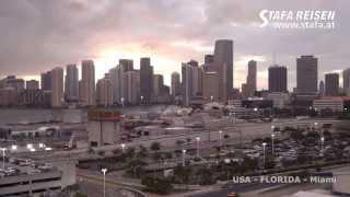 Gambar cover STAFA REISEN Reisevideo: Miami, Florida, USA