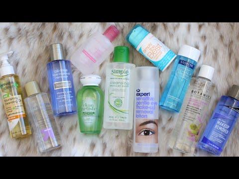Best & Worst Drugstore Makeup Removers