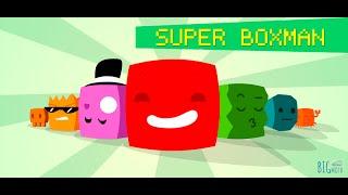 "SUPER BOX MAN - LET""S PLAY !"