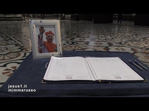 Milano PERCHÉ PIANGI? Veglia Funebre in Duomo per Dionigi Tettamanzi (7 agosto)
