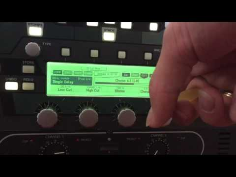 Kemper - In depth with the new delays