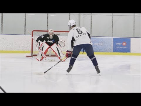 NHL's Projected #1 Overall Pick JACK HUGHES   Training Footage
