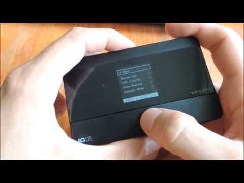 Router ZTE MF910 [VIDEOTESTY]