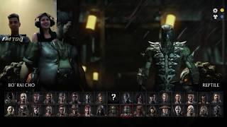 Baixar Gameplay de Mortal Combat X com Mayara Melo