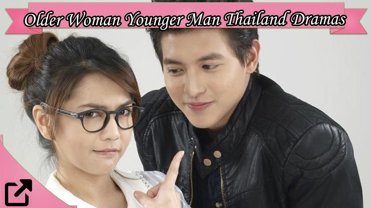 Top 10 Older & Younger Man Thailand Dramas 2019