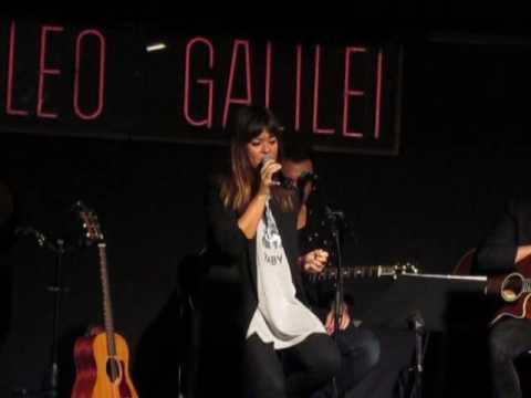 Vanesa Martín recita Te has perdido quien soy Sala Galileo Galilei