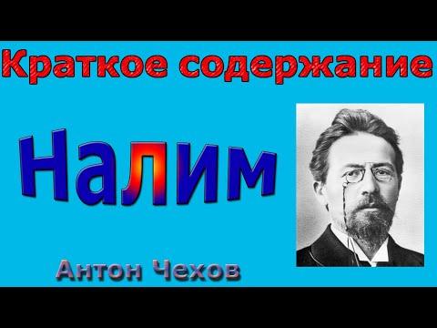 Краткое содержание Налим, Чехов