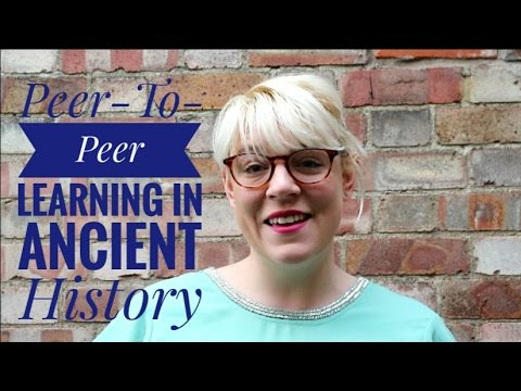 Peer-to-Peer Learning in Ancient History