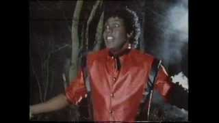 Lenny Henry en la parodia de Michael Jackson Thriller | Spoof | Video