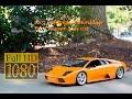 2007 Lamborghini Murcielago from Autoart Scale 1:18