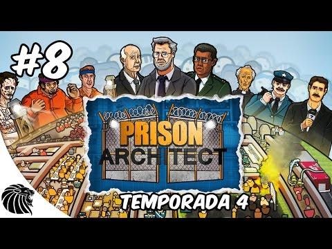 PRISON ARCHITECT - Gameplay #8