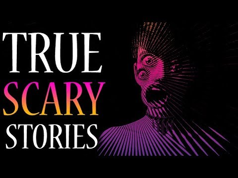 36 True Scary Horror Stories | The Lets Read Podcast Episode 013