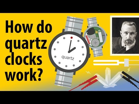 How do quartz clocks work? - Clocks And Watches Explained
