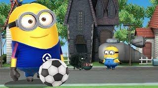 Despicable Me 2: Minion Rush Field Sports Soccer Minion Part 88