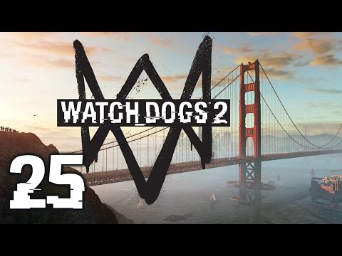 Watch Dogs 2 #25 - I'm on a Boat (Full Gameplay)