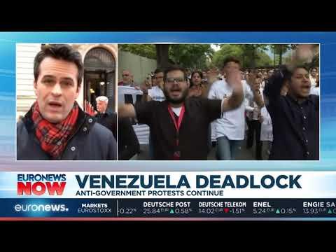 Venezuela Deadlock: Juan Guaido urges the EU to keep pressure on President Nicolas Maduro Mp3