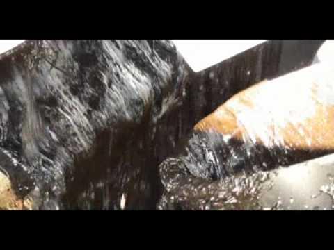 ERE Bitumen Skimming Athabasca Oil Sands